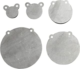 """Titan Great Outdoors Set of 5 AR500 Steel Shooting Targets 