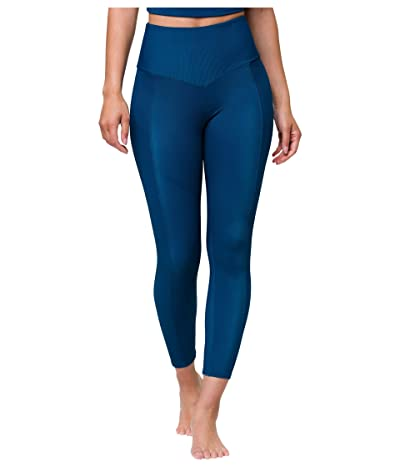 Onzie Sweetheart Midi Leggings (Empathy Rib) Women