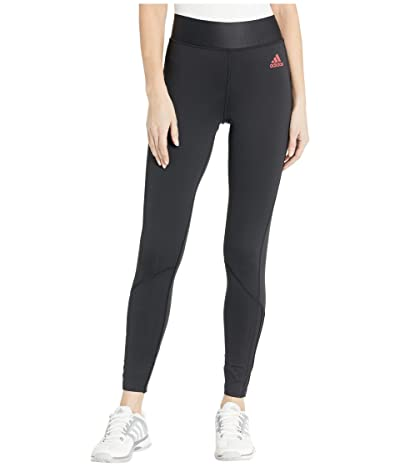 adidas Golf UPF Leggings (Black) Women