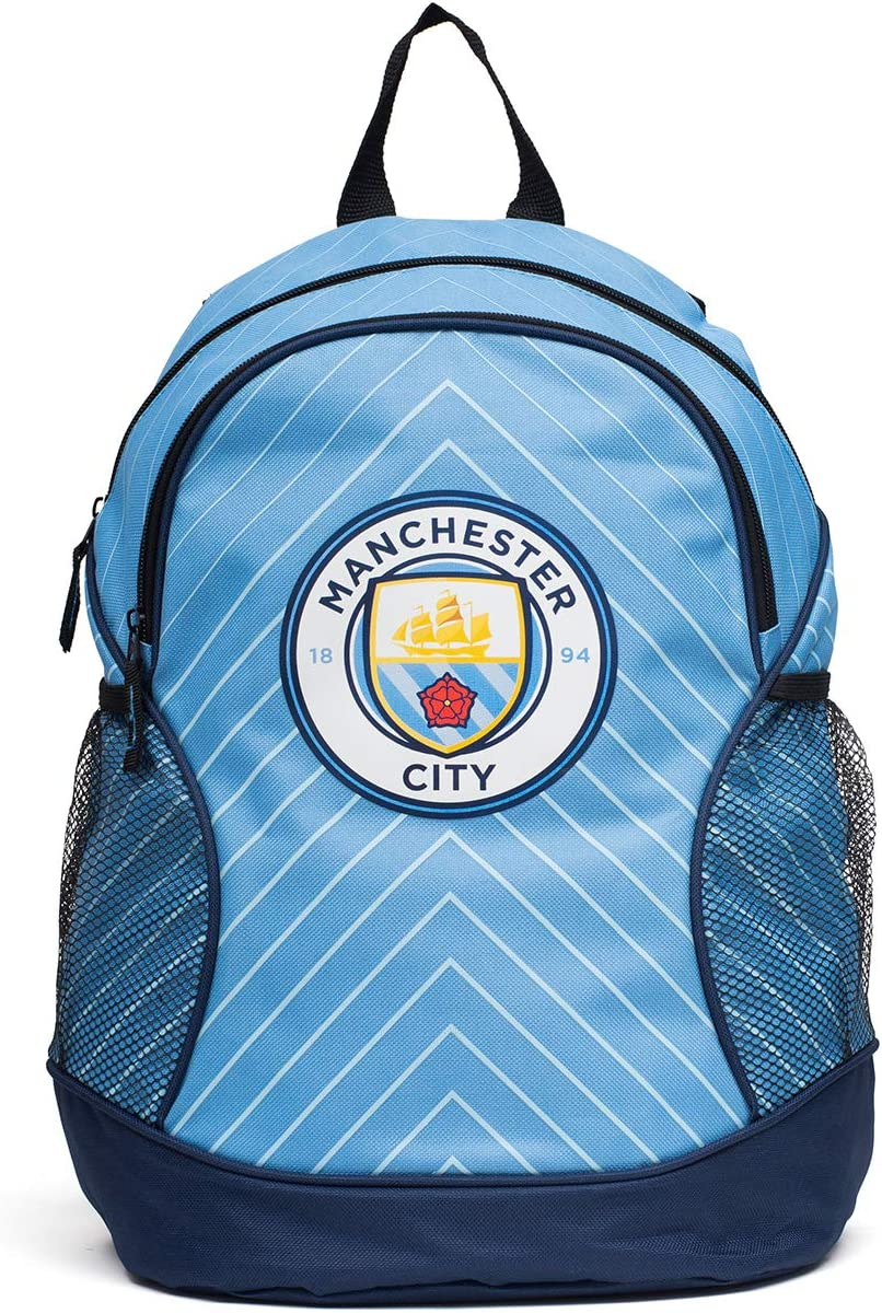 Special Campaign Manchester Gorgeous City Double Zipper Backpack