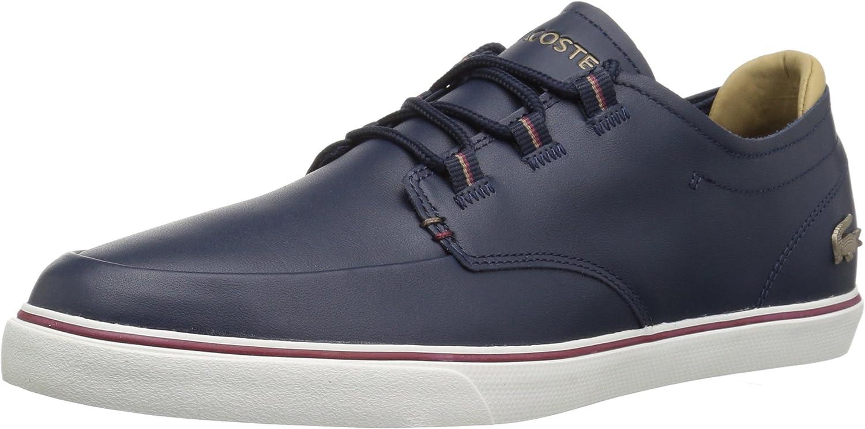 Lacoste Mens Esparre Deck 118 3 Sneaker
