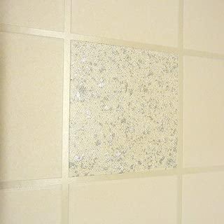 Holden Decor White/Silver - 89131 - Granite - Kitchen & Bathroom - Tiling on a Roll Wallpaper