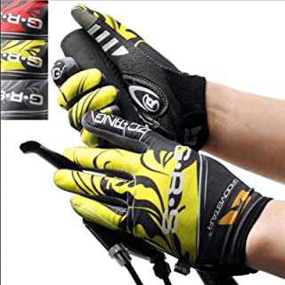 Aokarry Gloves, Cloth Winter Cycling MotoCycle Gloves