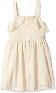 Gymboree Big Girls' Sleeveless Casual Woven Dress