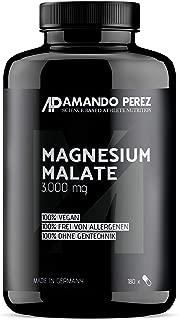 Mejor Malato De Magnesio de 2020 - Mejor valorados y revisados