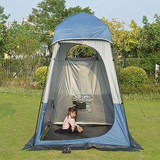 Stor storlek utomhus starkt duschtält/toalett/omklädningsrum tält/utomhus flyttbart solskydd tält