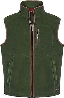 HIDEPARK Corby: Men's Fleece Gilet