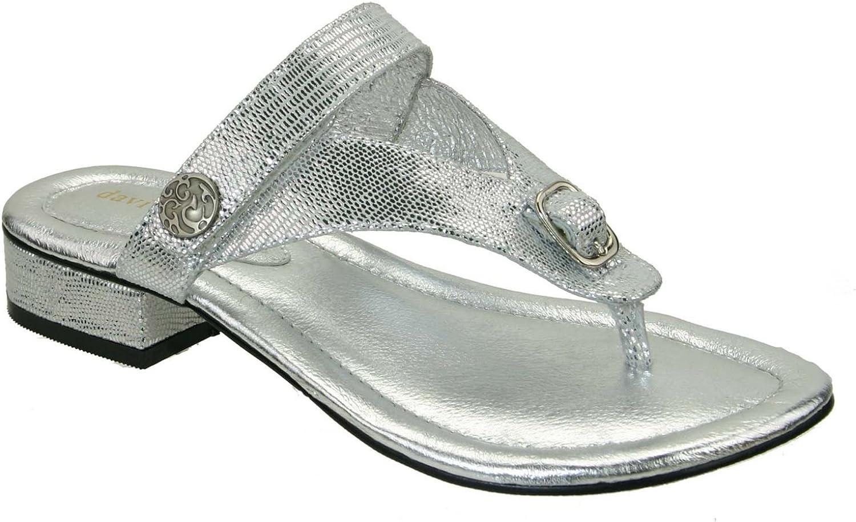 David Tate Amber Thong Sandals