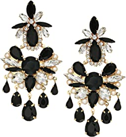 Glitzville Chandelier Earrings