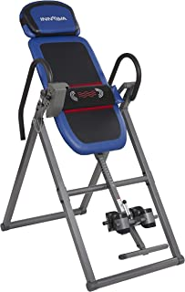 Innova ITM4800 Advanced Heat and Massage Therapeutic Inversion Table (Certified Refurbished)