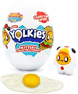Redwood Ventures Foodie Surprise Yolkies Surprise Egg, Multi