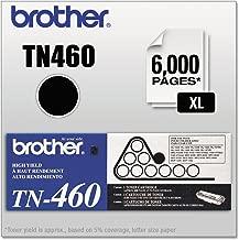 Brother TN460 Original Toner Cartridge, Black - in Retail Packaging