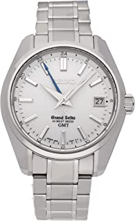 Grand Seiko Hi-Beat Mechanical (Automatic) Silver Dial Mens Watch SBGJ011 (Certified Pre-Owned)