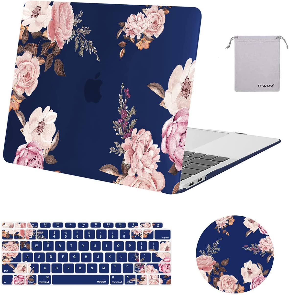 MOSISO Compatible with MacBook Air 13 2020 2018 Case R Limited Cheap super special price time sale 2019 inch