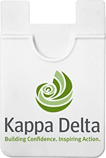 Sorority Shop Kappa Delta - Koala Pouch - Adhesive Cell Phone Wallet