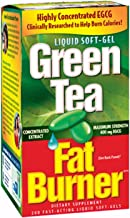 200 Green Tea Fat Burner 400mg EGCG Weight Loss Pills Applied Nutrition 200 Softgels by Applied Nutrition