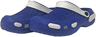 HYKEE Men's Classic Clog, Comfort Slip On Casual Water Shoe