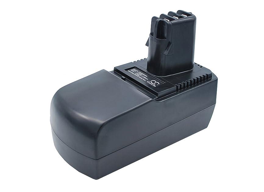穏やかな廃止するジョブ2100mAh METABO 6.25484 互換バッテリー 対応電池