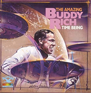 Time Being:Amazing Buddy Rich