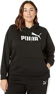 Plus Size Essentials Logo Fleece Hoodie