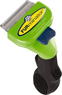 FURminator deShedding Tool For Dogs – Short, Medium or Long Hair - 101003