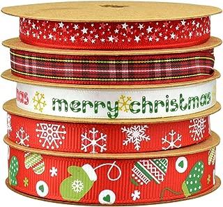 Best merry christmas ribbon Reviews