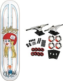 Cliché Skateboard Complete Gonz Villemin 8