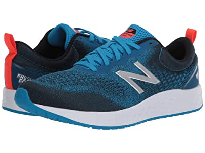 New Balance Fresh Foam Arishi v3 (Vision Blue/Alpha Orange) Men