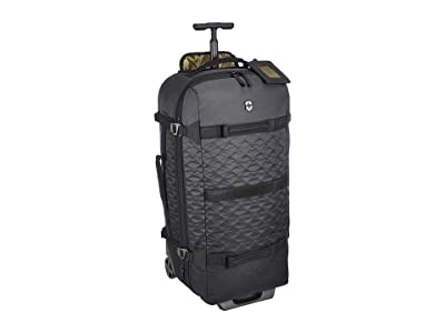 Victorinox VX Touring Wheeled Duffel Large (Anthracite) Duffel Bags