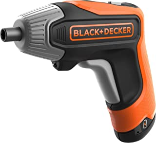 BLACK+DECKER BCF611CK-QW - Atornillador a batería 3.6V(1.5A