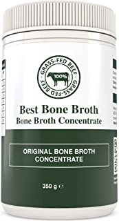 BONE BROTH CONCENTRATE Premium Beef Bone Broth Concentrate - 100% Sourced From AU Grass-Fed, Pasture-Raised Cattle