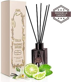 ESSLUX Fragrance Diffuser, Room Fragrance Premium Quality for Home and Office, Air Freshener & Home Decor & Ideal Gift-Shangri-La Fantasy