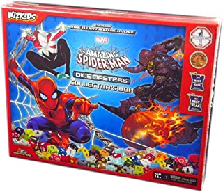 The Marvel Dice Masters: The Amazing Spider-Man Collectors Box