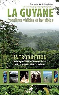 La Guyane: frontières visibles et invisibles - Introduction à une région française d'Amérique du Sud, entre insertions rég...