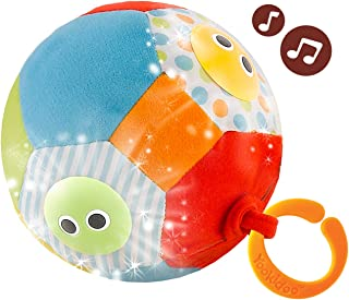 Yookidoo Hamleys Light And Music Fun Ball - 3 Years And Above, For 3 Years & Above