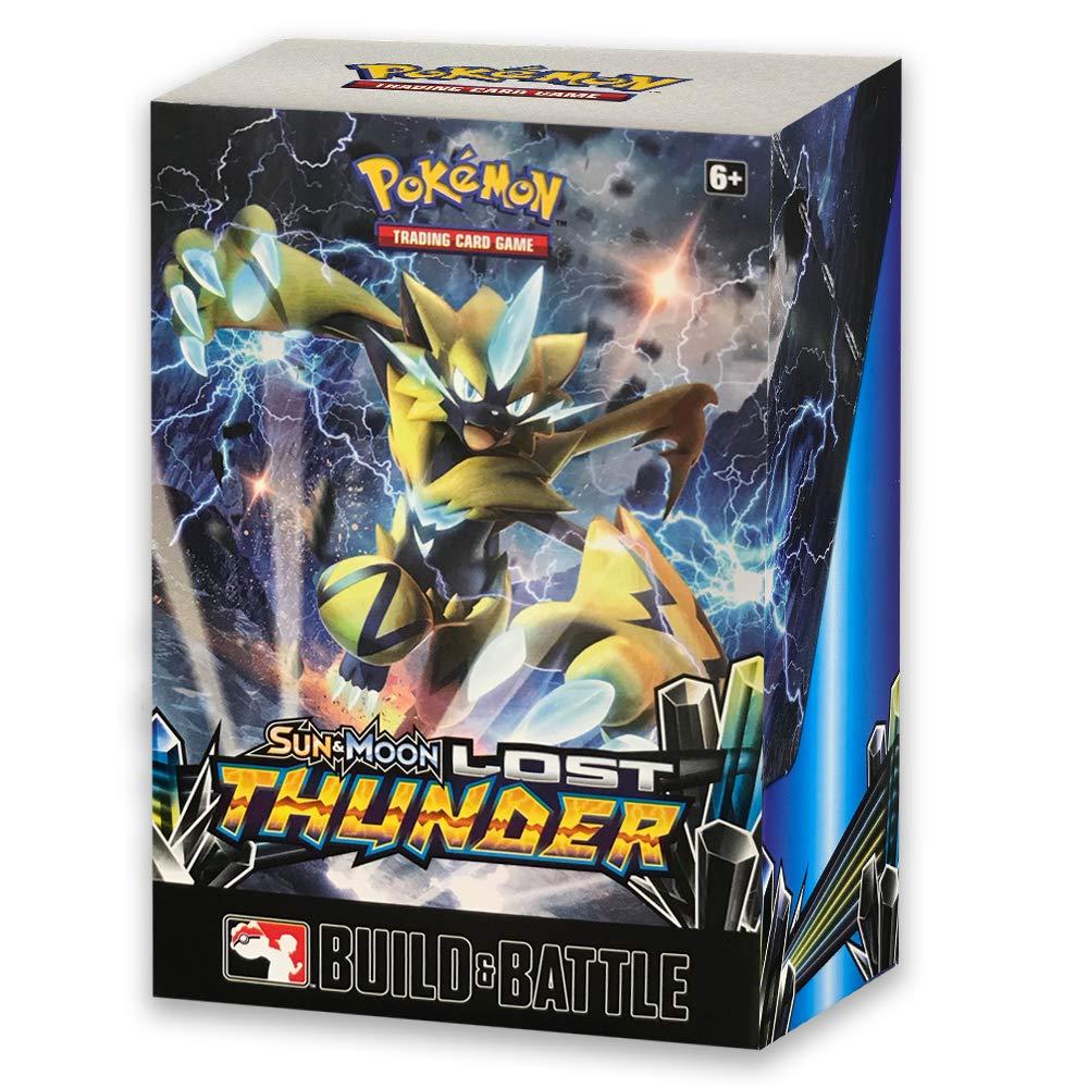 Pokemon 97712543826 TCG Thunder Battle