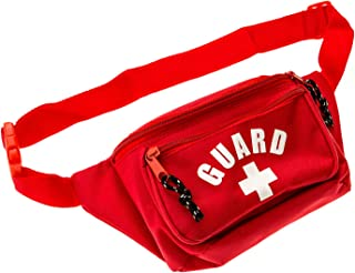 BLARIX Guard Fanny Pack Hip Pack Waist Bag 3 Pockets