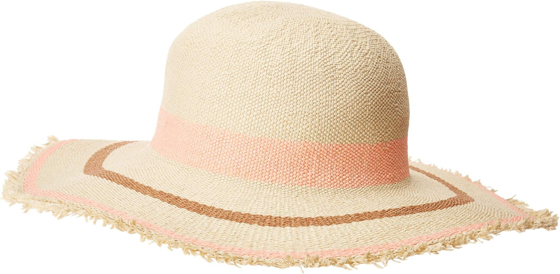 Roxy Sound Of The Ocean Straw Sun Hat