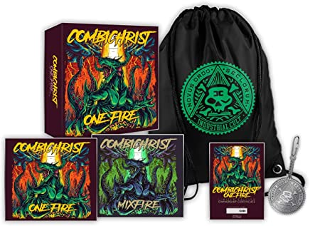 Combichrist - One Fire Fan (2019) LEAK ALBUM