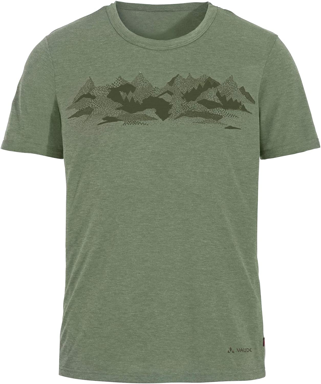 VAUDE Herren Mens Picton T-shirt T-shirt
