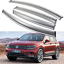 vw tiguan bug deflector