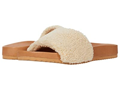 FARYL by Farylrobin Montrose (Natural Faux Fur) Women