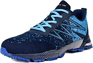 [JACKS HIBO] ランニングシューズ スニーカー メンズ 運動靴 軽量 通気 靴 メンズ ウォーキングシューズ カジュアル スポーツシューズ 通勤 日常着用