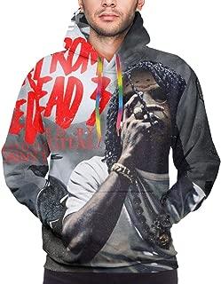 Chief Keef Men's 3D Printed Art Sweatshirt Top