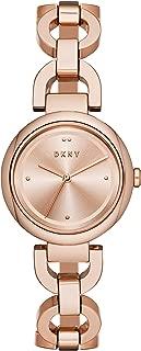 DKNY Women's NY2769 Analog Quartz Rose Gold Watch
