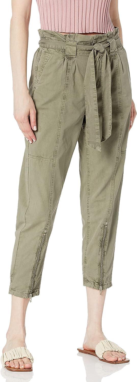 [BLANKNYC] Women's Cargo Trousers Pants, Sergeant Pepper