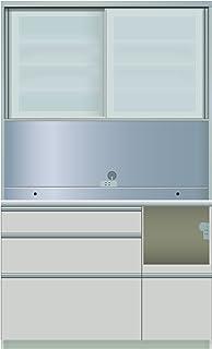 パモウナ 食器棚 幅120×高さ198×奥行45 日本製 IER-S1200R
