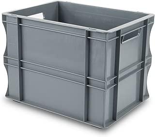 27/Litres Hans Schourup Storage Euro Container/ /500/x 290/x 235/mm 22601056