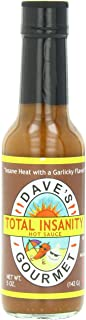 Dave's Gourmet Total Insanity Hot Sauce, 5 Ounces