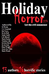 Holiday Horror Kindle Edition
